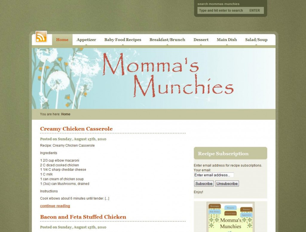 MommasMunchies