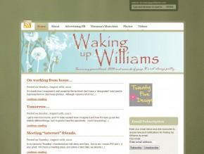 WakingUpWilliams